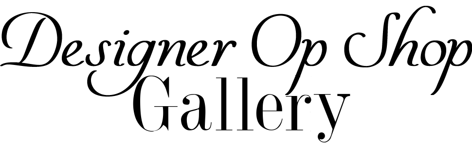 Designer Op Shop - Gallery